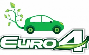 Diesel cars must comply with Euro 4 emission standards since 2018